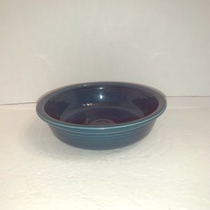 Fiesta HLC  Green Soup/Cereal Bowl
